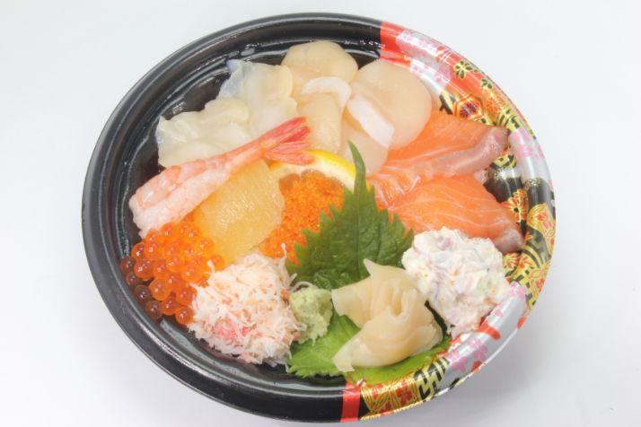 【限定商品】北海丼(ほっかいどん)